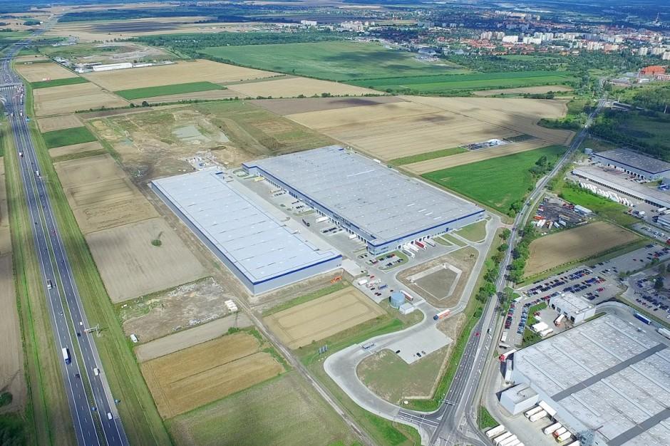 Producent opakowań wtórnych wynajmuje powierzchnię  w Panattoni Park Gliwice III