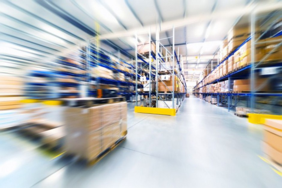 Zasoby powierzchni magazynowo-przemysłowej w Polsce przekroczyły 13 mln mkw.