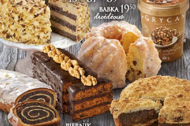 Świąteczne ciasta w lodziarnio-kawiarniach Grycan – Lody od pokoleń