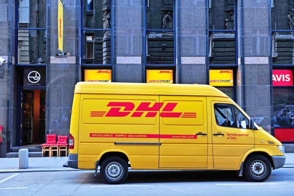Strajk w DHL. Kurierzy nie wyjechali w trasę