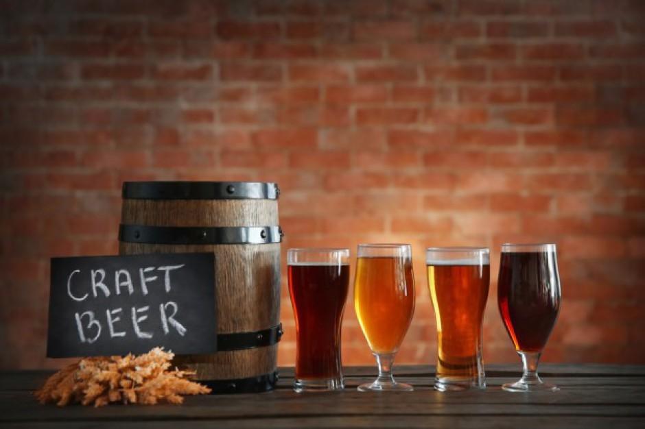 Piwa rzemieślnicze podbijają branżę restauracyjną