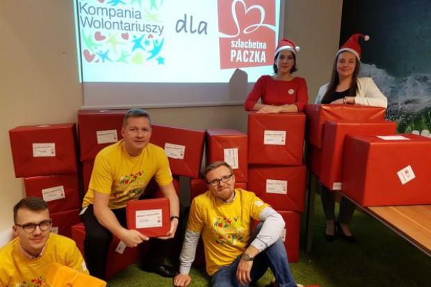 Kompania Piwowarska rekordowo wsparła Szlachetną Paczkę