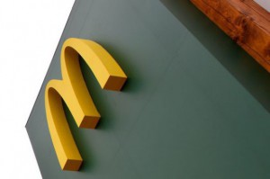 McDonald's ma już 400 lokali