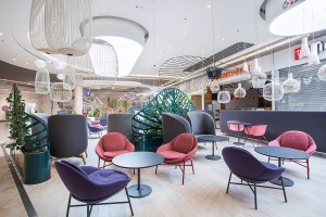 Galerie handlowe liczą na restauratorów
