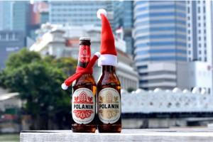 Polskie piwo rzemieślnicze w singapurskich sklepach