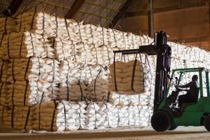 Ukraina: Wzrósł eksport produktów rolno-spożywczych