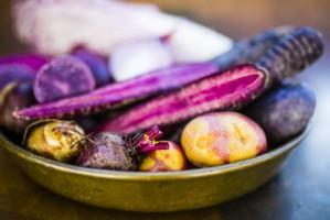 Fioletowe owoce i warzywa nowym trendem na rynku spożywczym