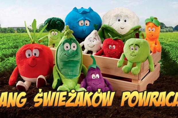 Łódź: Ukradł ze sklepu prawie 2 tys. naklejek, by zdobyć Świeżaki