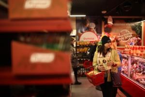 Zdjęcie numer 2 - galeria: Spar Polska w 2018 r. wprowadza nowy standard wyglądu sklepów (galeria zdjęć)