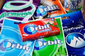 Mondelez powalczy z Marsem o polski rynek gum do żucia