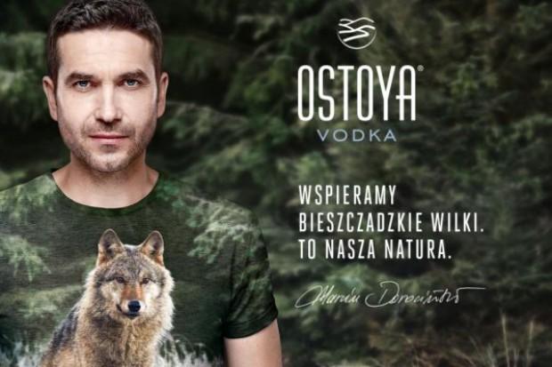 Wyborowa Pernod Ricard: marka Ostoya będzie kontynuować współpracę z Marcinem Dorocińskim