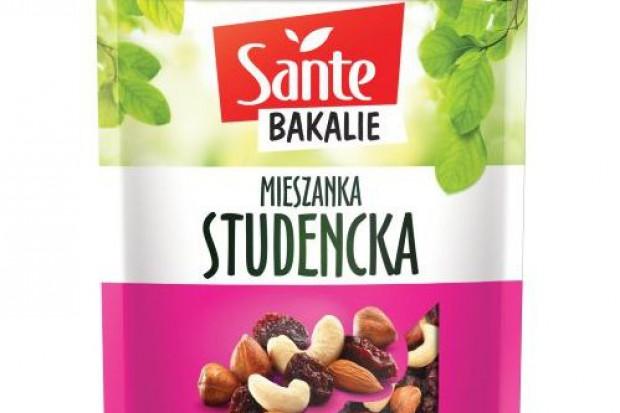 Sante: Trend prozdrowotny wpływa na wzrost popytu na bakalie
