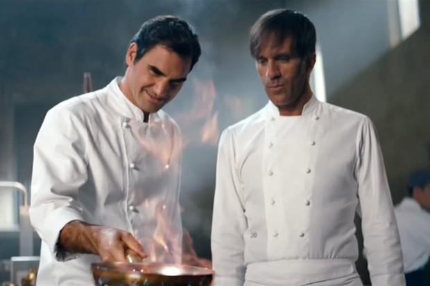 Roger Federer ambasadorem marki Barilla