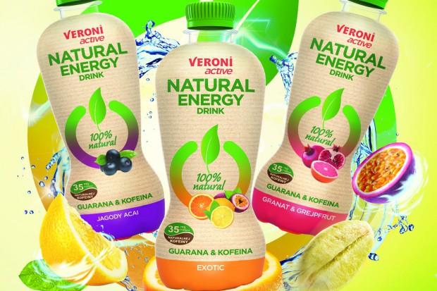 Zbyszko Company: Marka Veroni active rozszerza portfolio o naturalny napój energetyczny