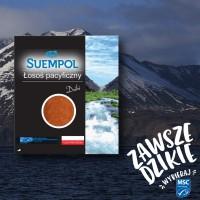 Suempol wprowadza łososia pacyficznego Chum
