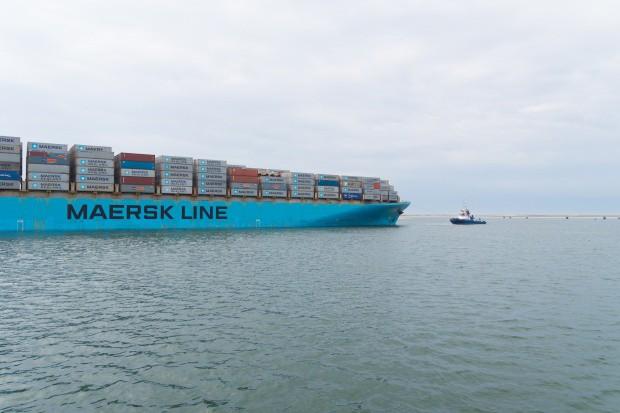 Maersk, Zim, OOCL. Trwa konsolidacja spółek żeglugowych na świecie