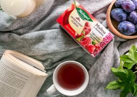 Herbapol startuje z kampanią reklamową herbat owocowych Herbaciany Ogród