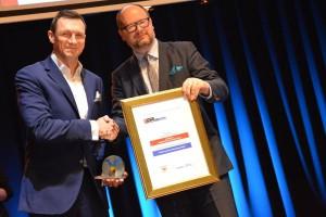 ZPC Bałtyk nagrodzona w plebiscycie Gdańsk Miasto Przedsiębiorczych