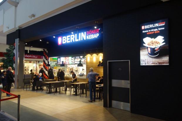Berlin Döner Kebap z pierwszym lokalem na Śląsku