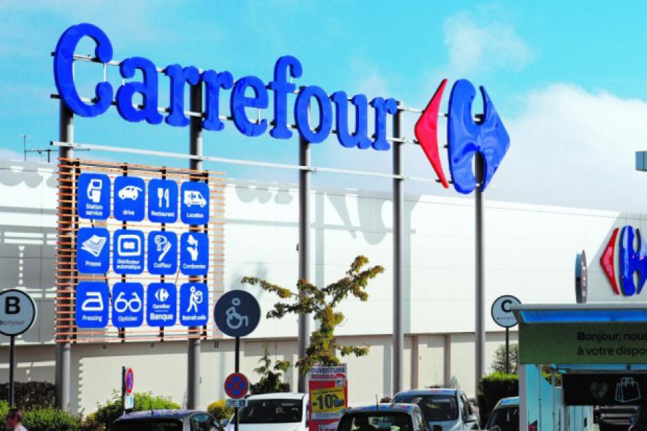 Carrefour Group chce być liderem w e-handlu żywnością