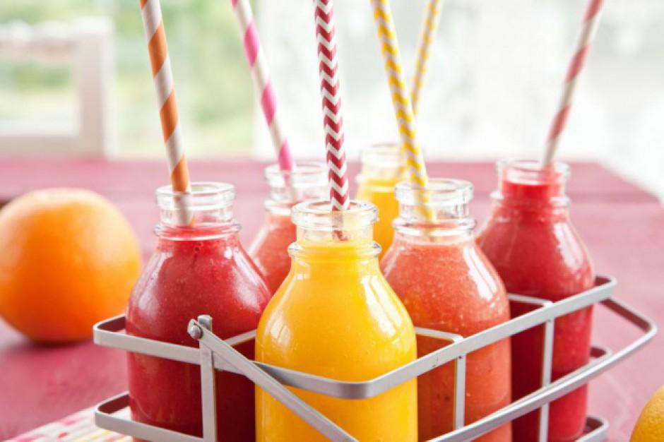 Picie 100 proc. soku pomarańczowego ma korzystny wpływ na nasze zdrowie