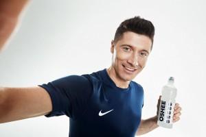 Robert Lewandowski został nową twarzą marki OSHEE