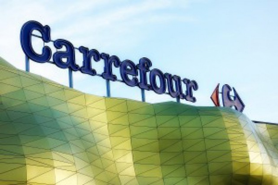 Carrefour umożliwia robienie zakupów za pomocą aplikacji