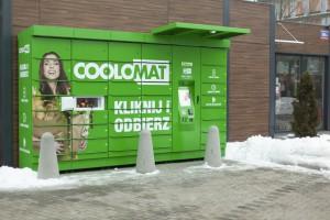 Frisco.pl umożliwia odbiór żywności w coolomatach