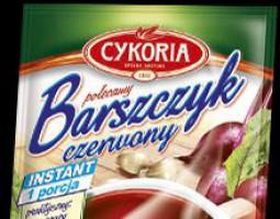 Cykoria - Barszczyk na raz