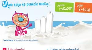 Kolejny rok kampanii Mamy kota na punkcie mleka