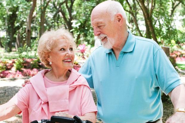 IŻŻ opracował Piramidę Zdrowego Żywienia i Aktywności Fizycznej dla osób w wieku starszym