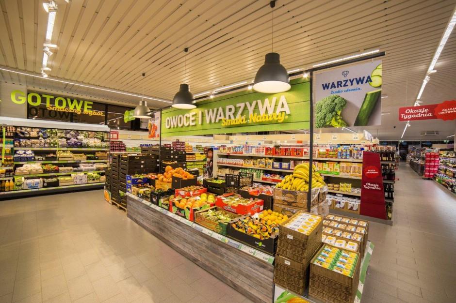 ALDI zmienia sklepy w Polsce. Wdraża ANIKo - nowy koncept wizualny (zdjęcia)