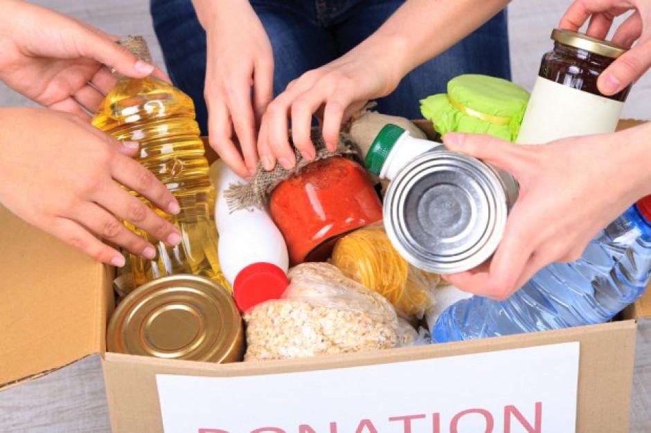 Banki Żywności przekazały potrzebującym ponad 14 tys. ton żywności