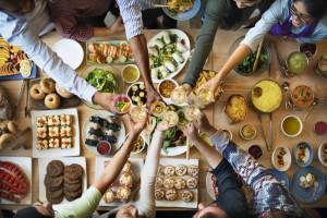 Obfity rok 2017 branży gastronomicznej – podsumowanie
