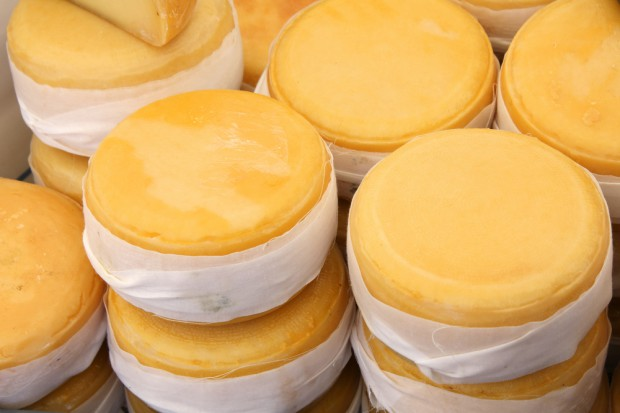 Drugi z rzędu rekordowy rok w produkcji serów dojrzewających