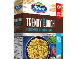 Melvit rozpoczyna kampanię telewizyjną Trendy Lunch