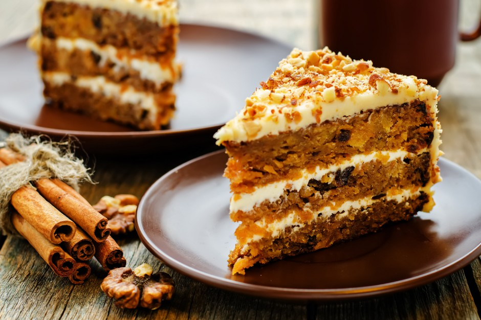 3 lutego przypada Dzień Ciasta Marchewkowego