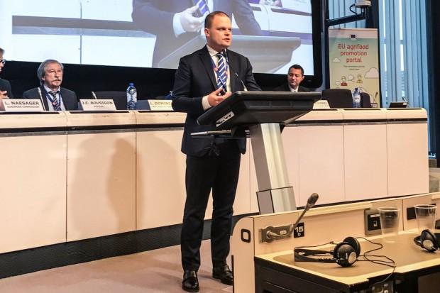 """KRD z projektem """"Europejski drób - w jakości siła"""" wyróżnione w Brukseli"""