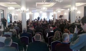 Minister Jurgiel rozmawiał z rolnikami o ASF, ubezpieczeniach i e-wnioskach