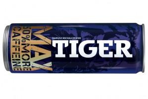 Tiger Max - nowość o większej mocy