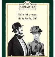Herbaty Ahmad Tea London przygotowały konkurs, w którym nagrodą jest podróż do Londynu
