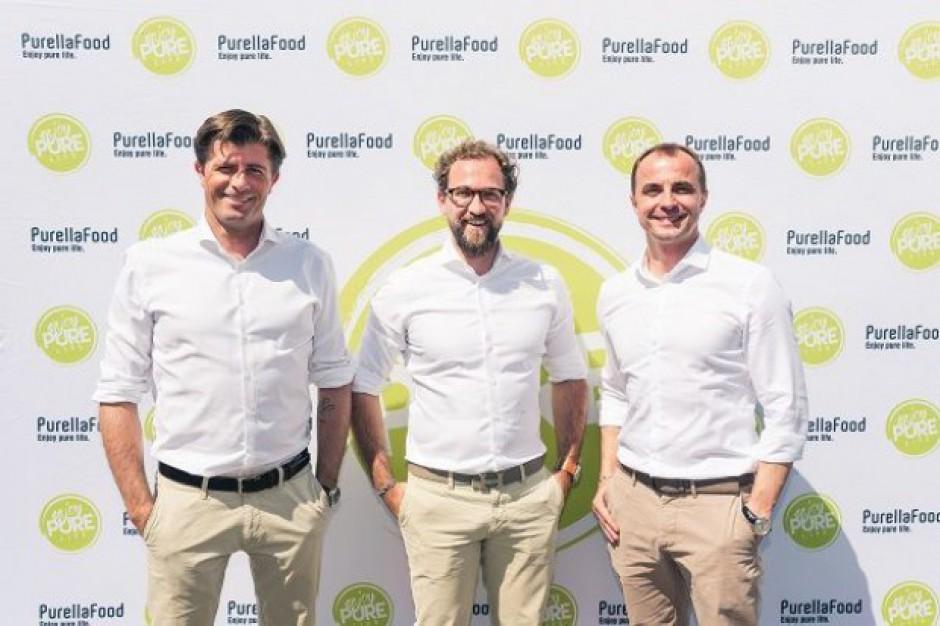 Inwestorzy dali nam merytoryczne wsparcie i dużą grupę klientów - wywiad z Purella Food