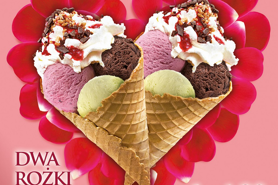 W Dniu Zakochanych u Grycana specjalna propozycja dla dwojga