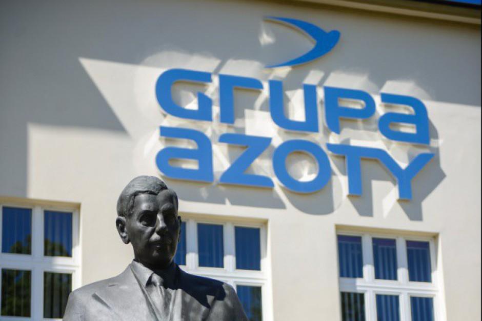 Spółki z Grupy Azoty będą współpracować przy handlu nawozami