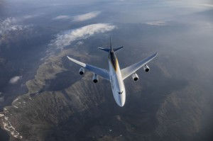 UPS zamawia 14 dodatkowych boeingów 747-8f