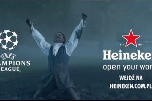 Heineken z nową kampanią z Jerzym Dudkiem, limitowaną edycją piw i loterią