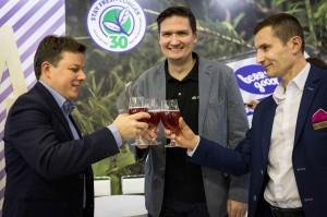 Browar Stu Mostów i Polish Berry Cooperative wspólnie promowali piwo i borówki