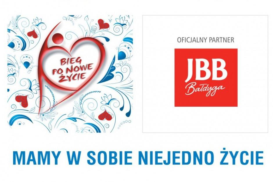 JBB Bałdyga partnerem Biegu po Nowe Życie