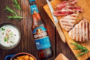 Książęce IPA – nowość w kolekcji piw Książęce od Kompanii Piwowarskiej