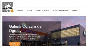 P.A. Nova sprzedaje dwa parki handlowe